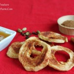 Honey Spiced Dried Apple Rings