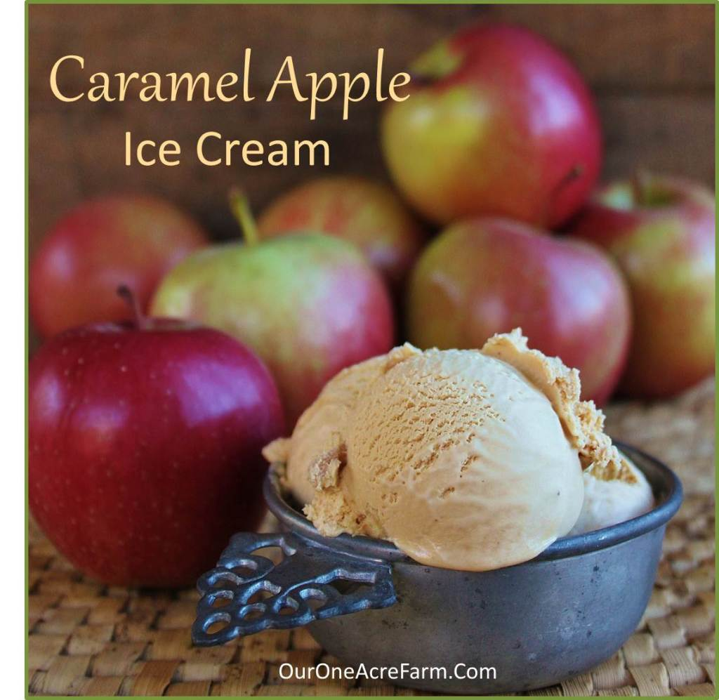 ... ice cream caramel apple caramel apple pie caramel apple pie caramel