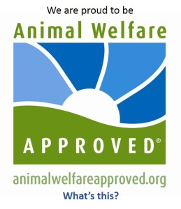 Animal Welfare Approved and Egg Labels